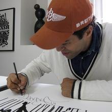 Jon Signature Serigraphies