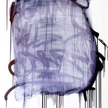 """Thierry Furger, """"Against All Odds"""", 2012, 90x120cm, Feutre Sur Aluminium   Copie"""