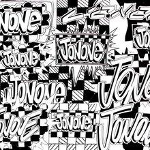 Jonone Invit 1992 B5monaco Blanc Puis Noir Pomme L   Copie