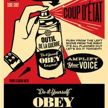 Obey Shepard Fairey Speerstra 12