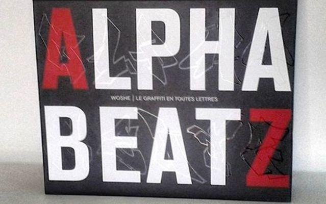 """Woshe """"Alfabeatz"""" book release"""