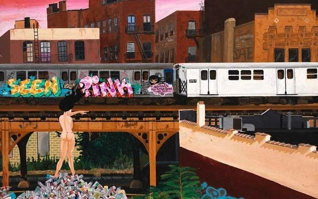 """City as a Canvas"" Museum of the City of New York"