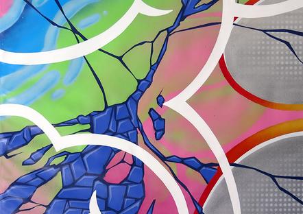 Nadaone Canvas (105x95 Something In My Head) 2015 Web