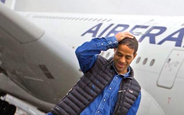 Jonone x Boeing 777 for Air France