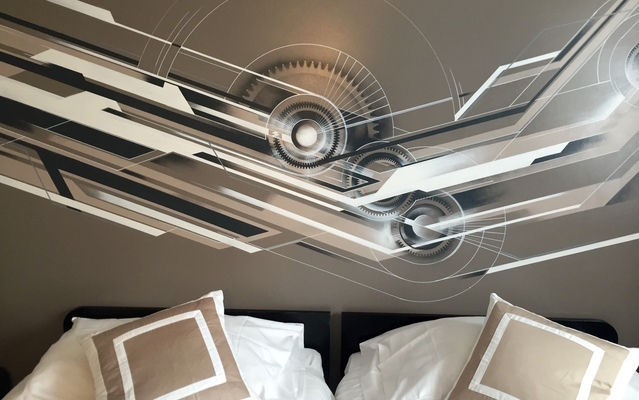 "Xavier Magaldi ""Room 401"" @ IDroom / Hotel Windsor / Geneva / Switzerland"