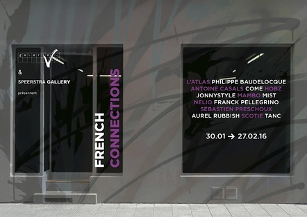 Speerstra French Connections Galerie Lj Paris