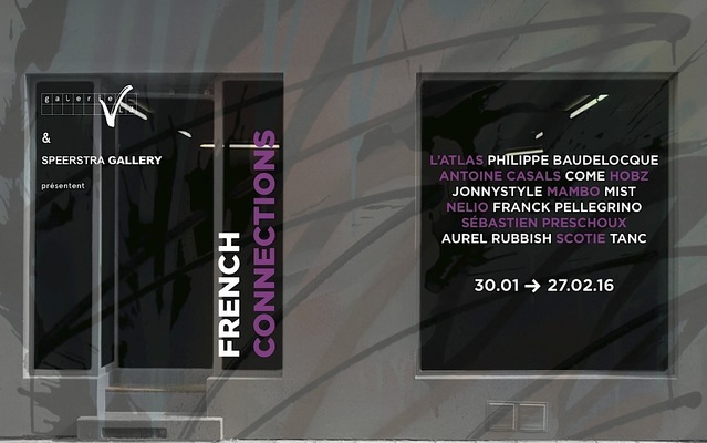 "Widewalls writes about the show ""French Connections"""