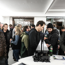 Toine Vernissage French Connection 30janv2016 45