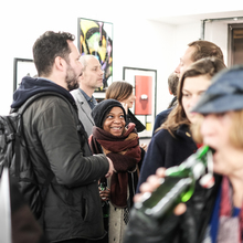 Toine Vernissage French Connection 30janv2016 65