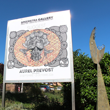Aurel Prevost Aka Rubbish Suggest Speerstra Gallery 10 September 2016