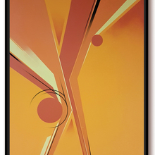 2.Xavier Magaldi ,Le Geant ,Aerosol Acrylique   Magaldi, 80x100 Cm , 2017