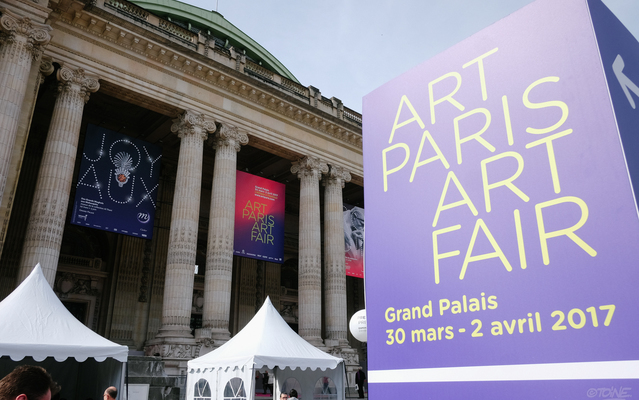 Art Paris Art Fair 2017 - Paris - France