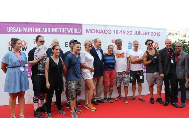 Upaw 2018 - 2nd edition - Monaco