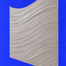 17. Sans Titre, 100 X 80 Cm, Acrylique Et Travail à La Spatule, 2018  Copie