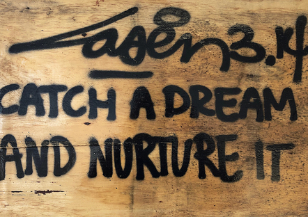 3. Laser314 Catch A Dream And Nurture It 40x60 Speerstra2019 Copie 2