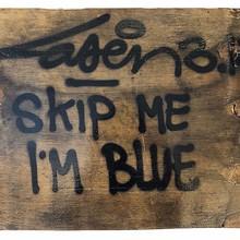 12. Laser314 Skip Me Im Blue 40x60 Speerstra2019