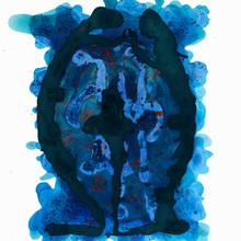 1. Ar, Fanny, 100x80cm, Mixed Media On Canvas, 2019