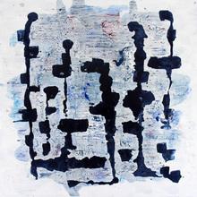 12. Ar, Johann, 80x80cm, Mixed Media On Canvas, 2019