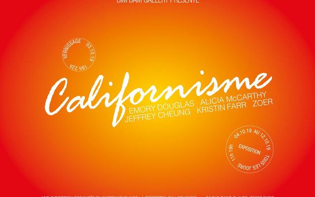 """Californisme"" en partenariat avec la Speerstra Gallery Paris"