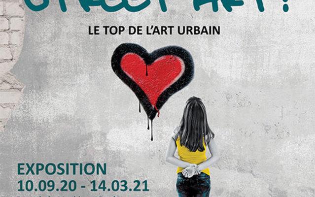 One, Two... Street Art @ Espace Quartier Libre SIG / Genève