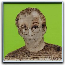Keith Haring 70x70cm 2 600 Chf  Copie