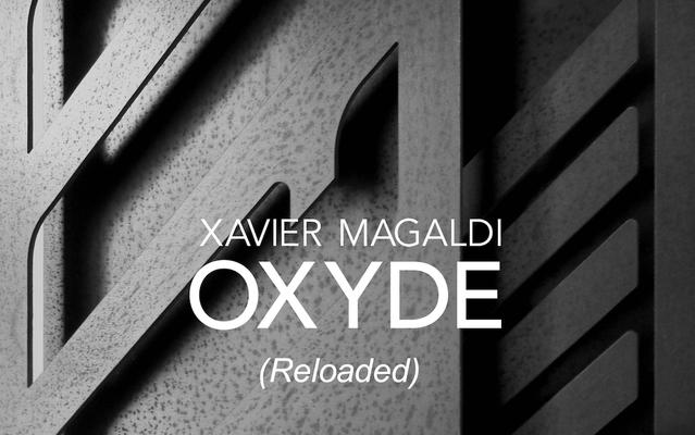 Soon exhibition OXYDE ( RELOADED )  by Xavier MAGALDI @ Speerstra Paris