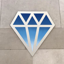 2. Diamant Blue Foncé