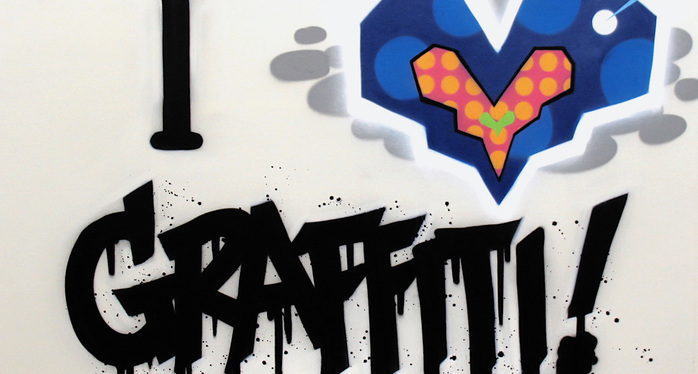 I Love Graffiti Bio