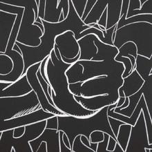 Crash  @ Speerstra Gallery I Love Graffiti